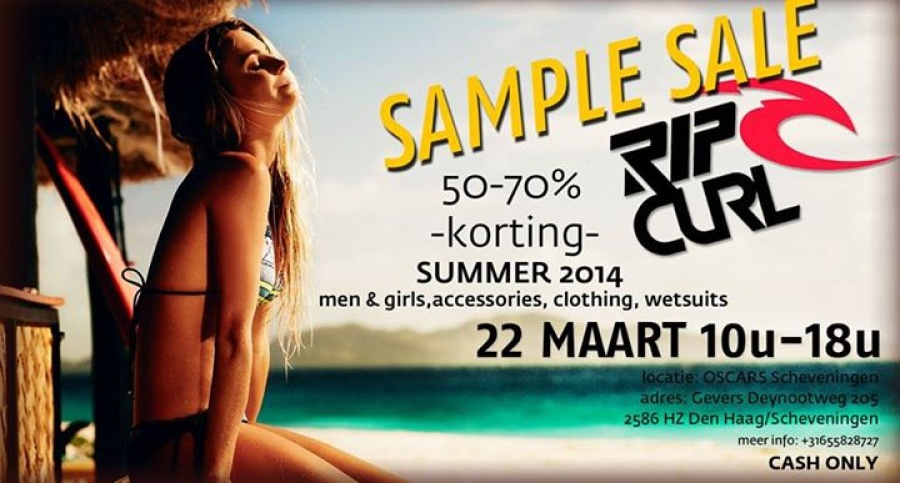 surfwear | Sample de Dag - Sample Sale Reviews, Stock Sale News